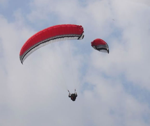 Frequently asked questions about Powered Para Gliders: